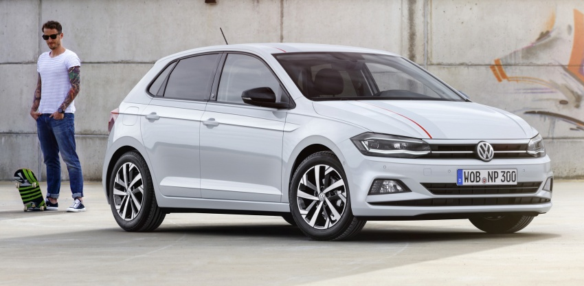 2018 Volkswagen Polo Mk6 gets MQB platform, new Active Info Display, AEB and Active Cruise Control Image #673672