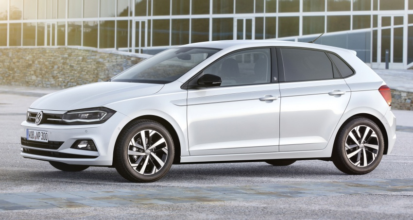 2018 Volkswagen Polo Mk6 gets MQB platform, new Active Info Display, AEB and Active Cruise Control Image #673674