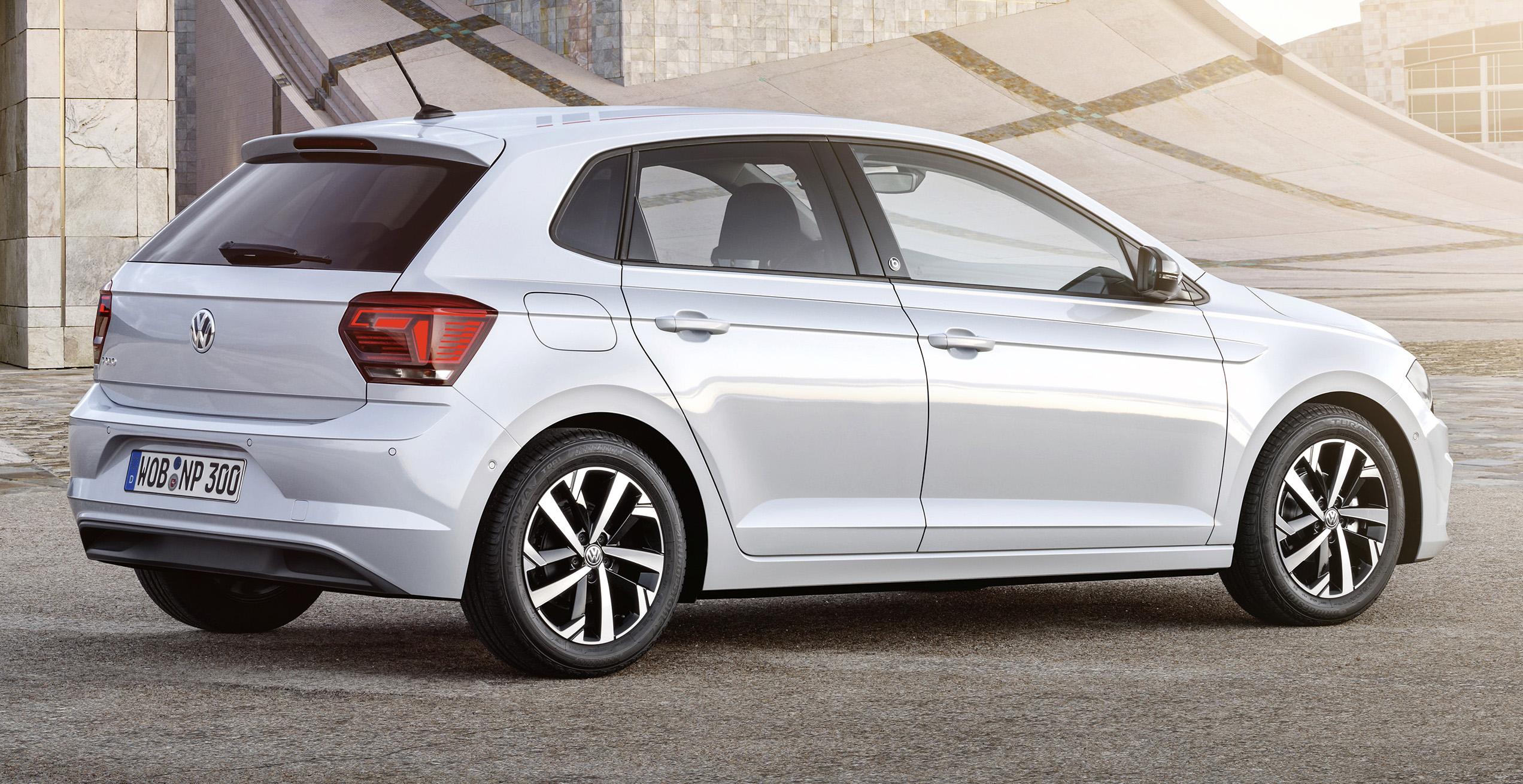 2018 Volkswagen Polo Mk6 Gets Mqb Platform New Active