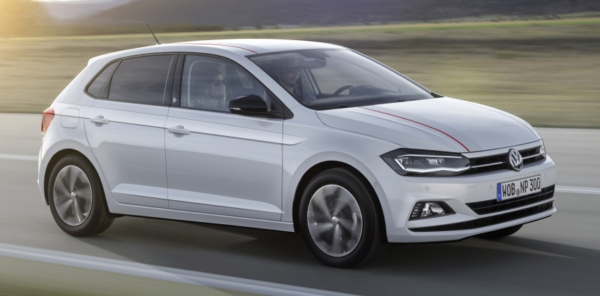 2018 Volkswagen Polo Mk6 gets MQB platform, new Active Info Display, AEB and Active Cruise Control Image #673679