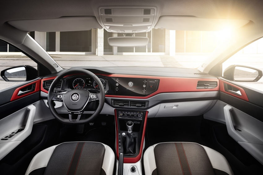 2018 Volkswagen Polo Mk6 gets MQB platform, new Active Info Display, AEB and Active Cruise Control Image #673681