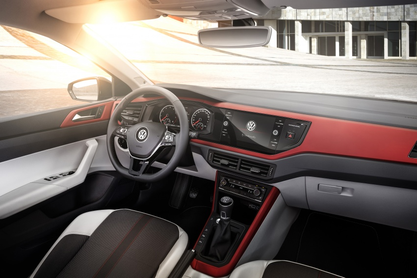 2018 Volkswagen Polo Mk6 gets MQB platform, new Active Info Display, AEB and Active Cruise Control Image #673682