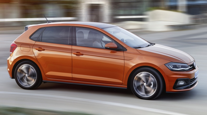 2018 Volkswagen Polo Mk6 gets MQB platform, new Active Info Display, AEB and Active Cruise Control Image #673668