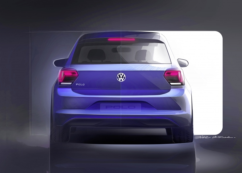 2018 Volkswagen Polo Mk6 gets MQB platform, new Active Info Display, AEB and Active Cruise Control Image #673693