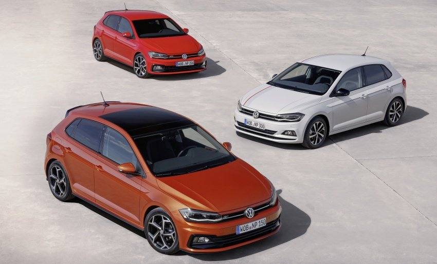 2018 Volkswagen Polo Mk6 gets MQB platform, new Active Info Display, AEB and Active Cruise Control Image #673660