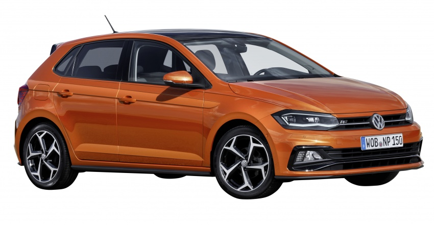 2018 Volkswagen Polo Mk6 gets MQB platform, new Active Info Display, AEB and Active Cruise Control Image #673650