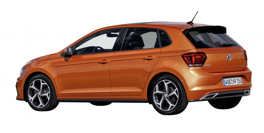 2018 Volkswagen Polo Mk6 gets MQB platform, new Active Info Display, AEB and Active Cruise Control Image #673651