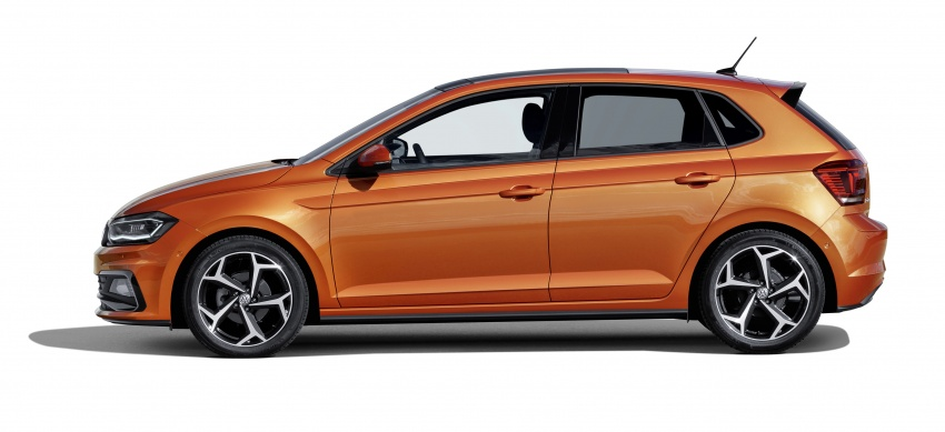 2018 Volkswagen Polo Mk6 gets MQB platform, new Active Info Display, AEB and Active Cruise Control Image #673652