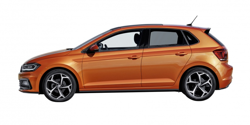 2018 Volkswagen Polo Mk6 gets MQB platform, new Active Info Display, AEB and Active Cruise Control Image #673653