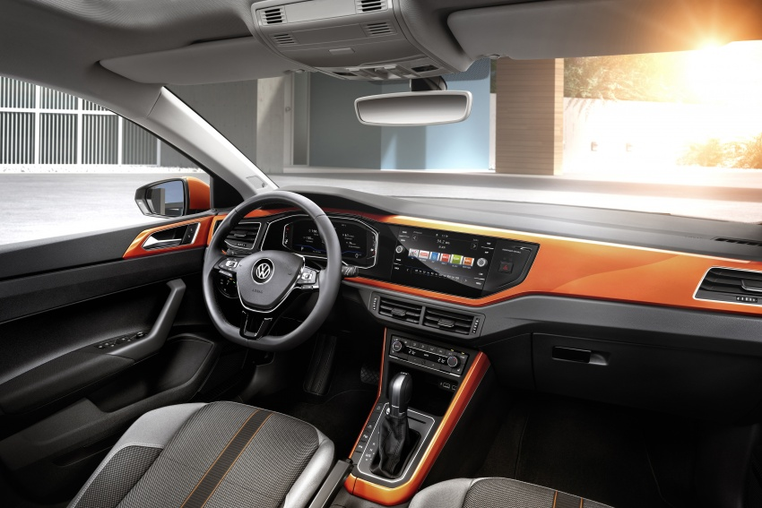 2018 Volkswagen Polo Mk6 gets MQB platform, new Active Info Display, AEB and Active Cruise Control Image #673654