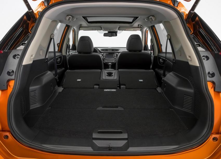 Nissan X-Trail facelift 2017 didedahkan di Eropah Image #668525