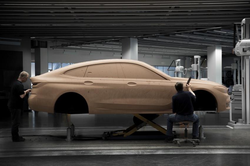G32 BMW 6 Series Gran Turismo unveiled: more swish Image #672095