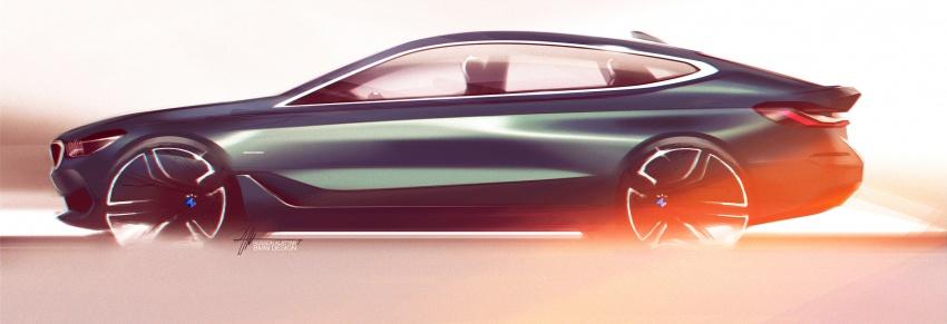 G32 BMW 6 Series Gran Turismo unveiled: more swish Image #672096