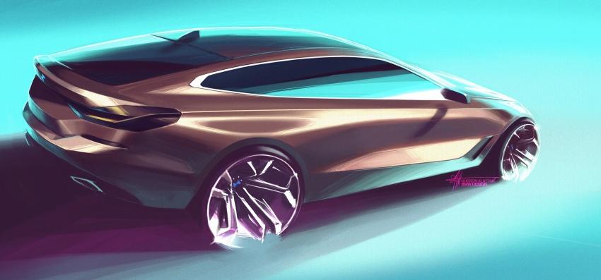 G32 BMW 6 Series Gran Turismo unveiled: more swish Image #672098