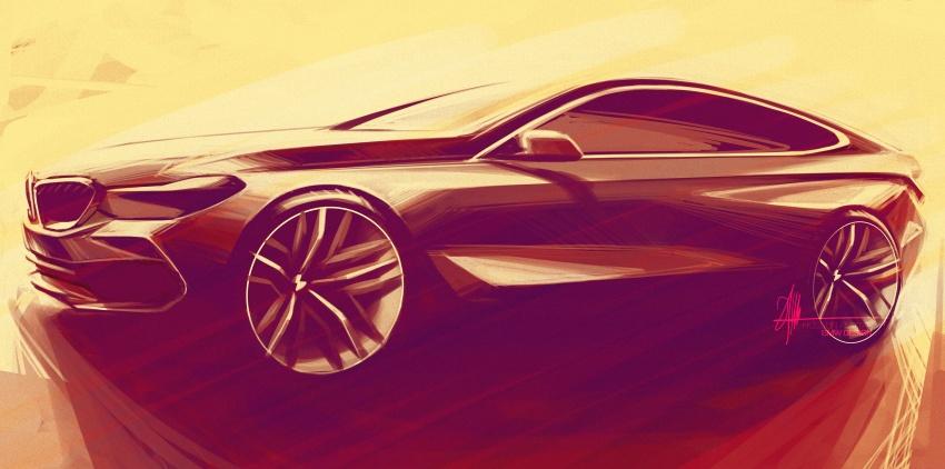 G32 BMW 6 Series Gran Turismo unveiled: more swish Image #672099