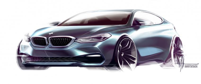 G32 BMW 6 Series Gran Turismo unveiled: more swish Image #672103