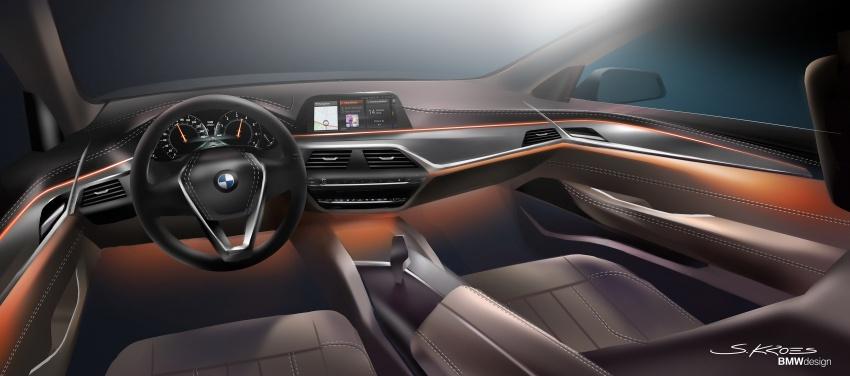 G32 BMW 6 Series Gran Turismo unveiled: more swish Image #672104