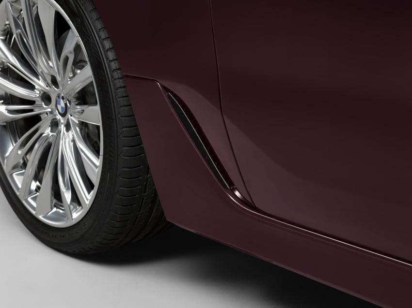 G32 BMW 6 Series Gran Turismo unveiled: more swish Image #672110