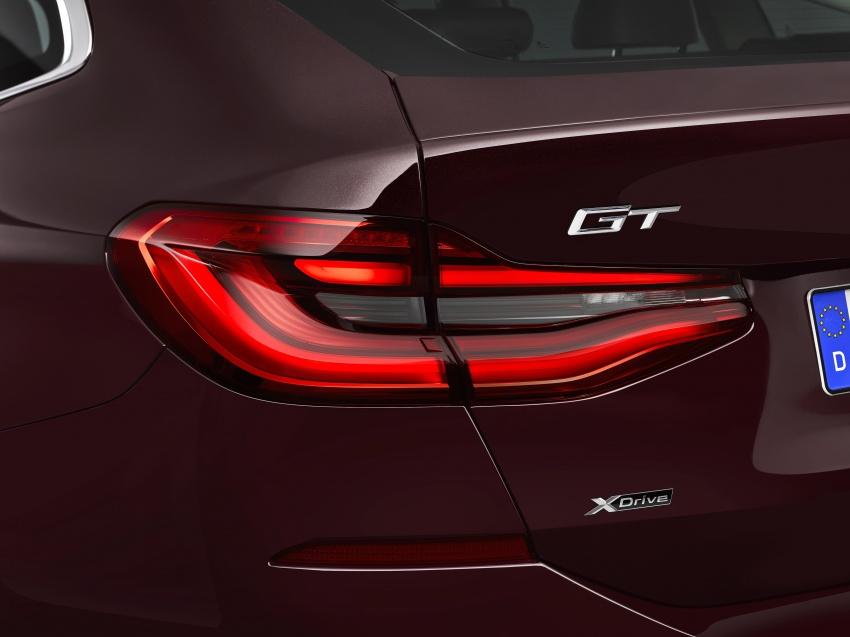G32 BMW 6 Series Gran Turismo unveiled: more swish Image #672111