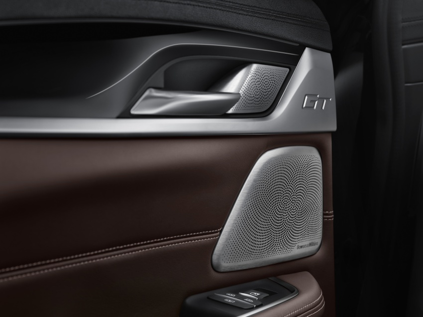 G32 BMW 6 Series Gran Turismo unveiled: more swish Image #672113
