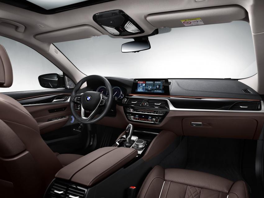 G32 BMW 6 Series Gran Turismo unveiled: more swish Image #672114