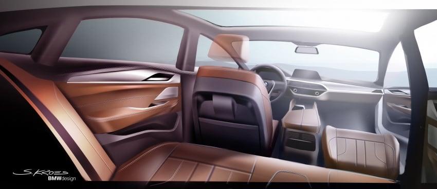 G32 BMW 6 Series Gran Turismo unveiled: more swish Image #672122