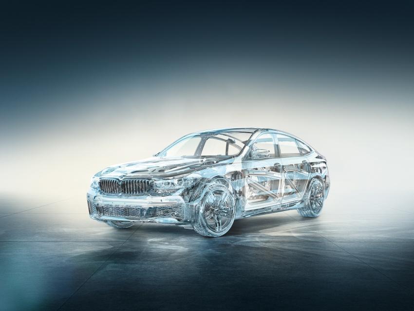 G32 BMW 6 Series Gran Turismo unveiled: more swish Image #672124