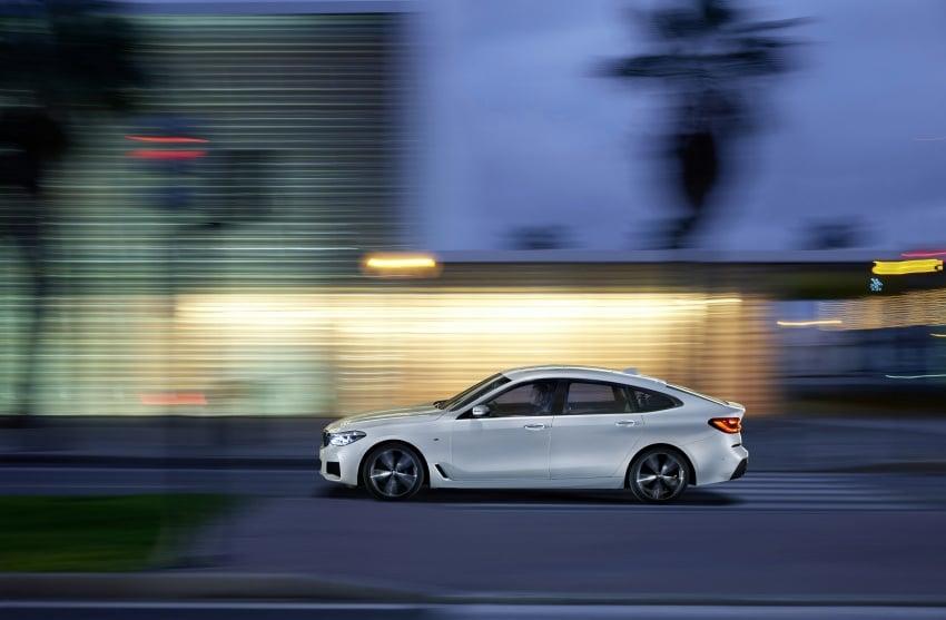 G32 BMW 6 Series Gran Turismo unveiled: more swish Image #672147