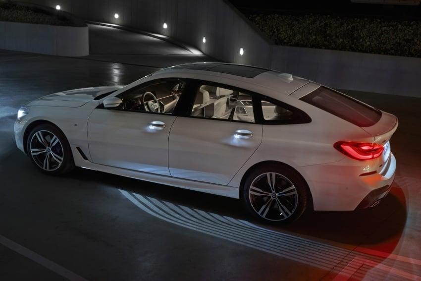 G32 BMW 6 Series Gran Turismo unveiled: more swish Image #672167