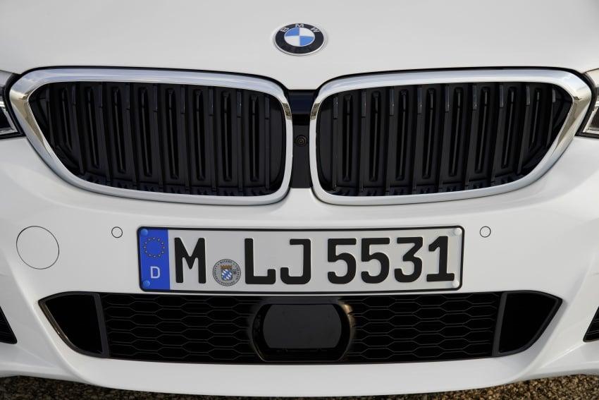 G32 BMW 6 Series Gran Turismo unveiled: more swish Image #672171