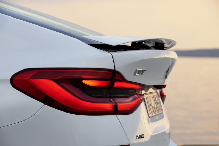 G32 BMW 6 Series Gran Turismo unveiled: more swish Image #672177