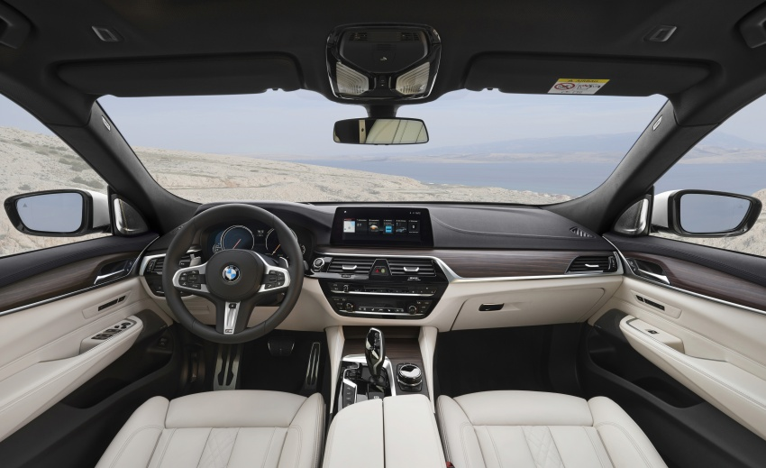 G32 BMW 6 Series Gran Turismo unveiled: more swish Image #672185