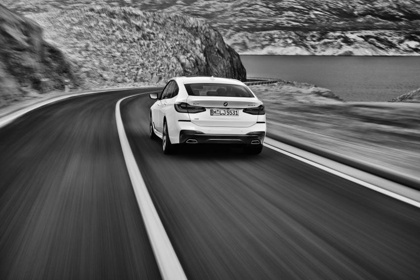 G32 BMW 6 Series Gran Turismo unveiled: more swish Image #672195