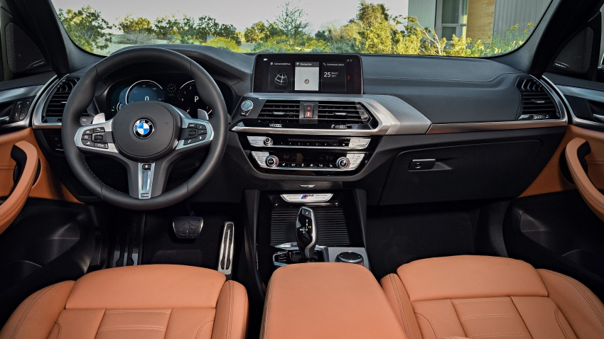 G01 BMW X3 unveiled – new engines, tech, M40i model Image #676990