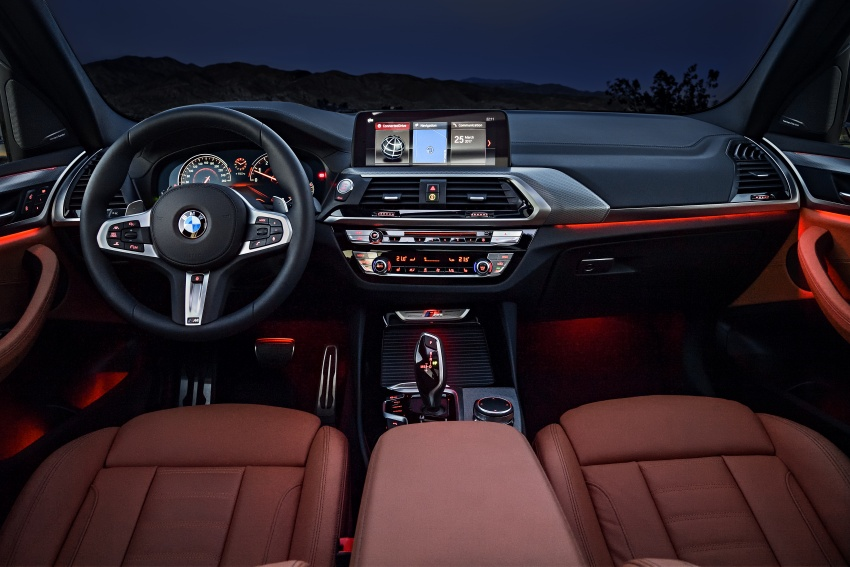 G01 BMW X3 unveiled – new engines, tech, M40i model Image #677002