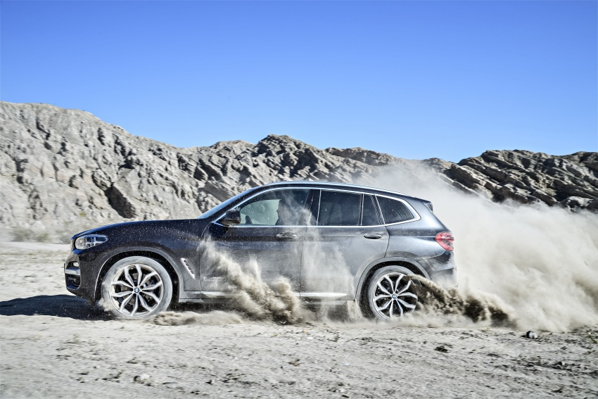 G01 BMW X3 unveiled – new engines, tech, M40i model Image #677023
