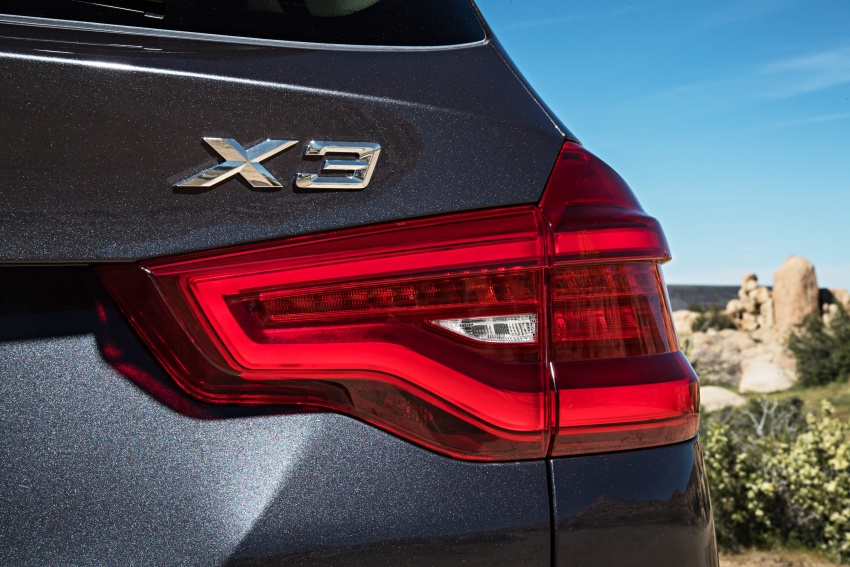 G01 BMW X3 unveiled – new engines, tech, M40i model Image #677045