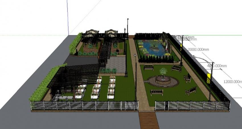 Perodua bina taman eko dalam kawasan kilangnya Image #674655