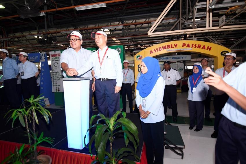 Perodua Myvi reaches one million unit milestone Image #672027