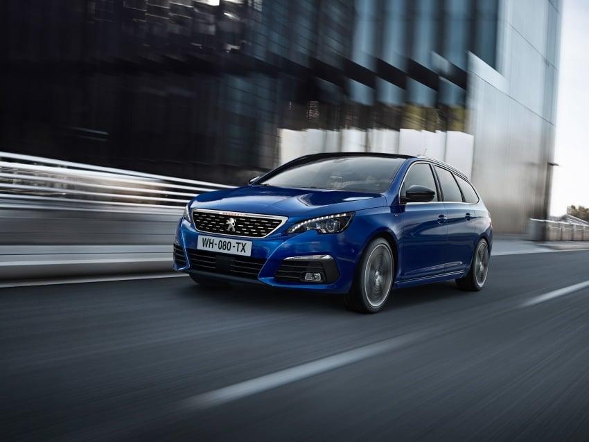 Peugeot 308 facelift – full details, photos released Image #668238