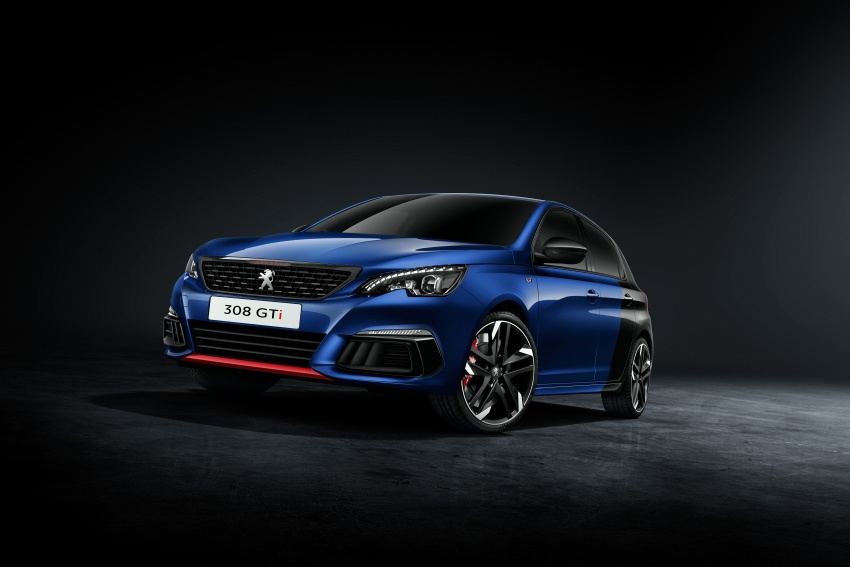 Peugeot 308 facelift – full details, photos released Image #668297