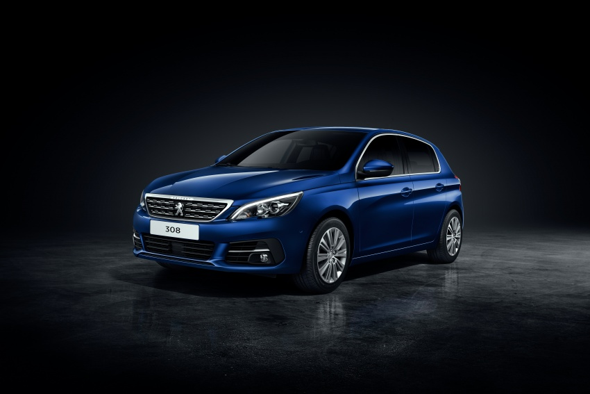 Peugeot 308 facelift – full details, photos released Image #668312