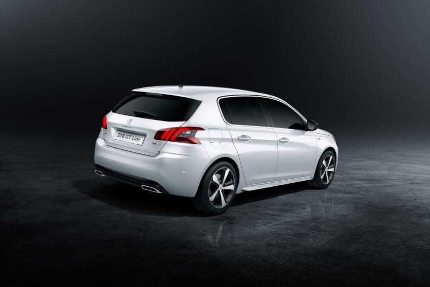 Peugeot 308 facelift – full details, photos released Image #668314
