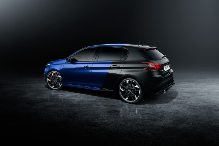 Peugeot 308 facelift – full details, photos released Image #668315