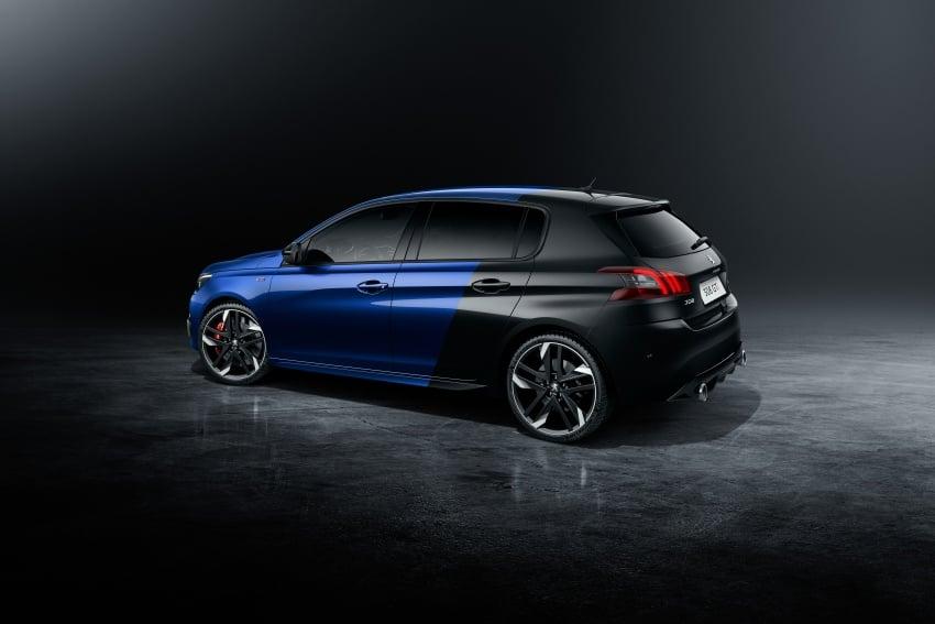 Peugeot 308 facelift – full details, photos released Image #668315