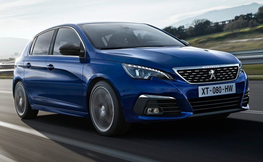 Peugeot 308 facelift – full details, photos released Image #668532