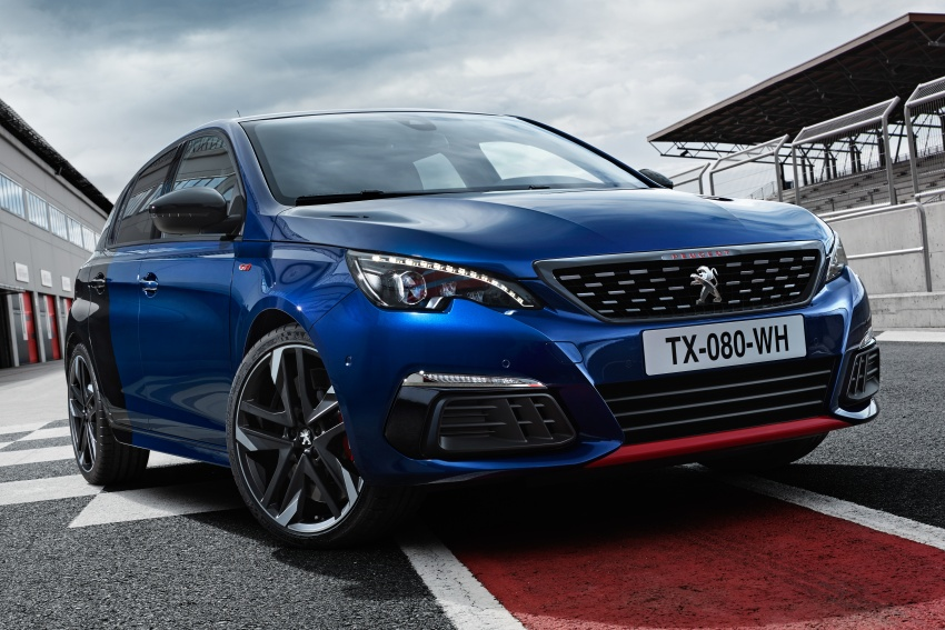 Peugeot 308 facelift – full details, photos released Image #668533