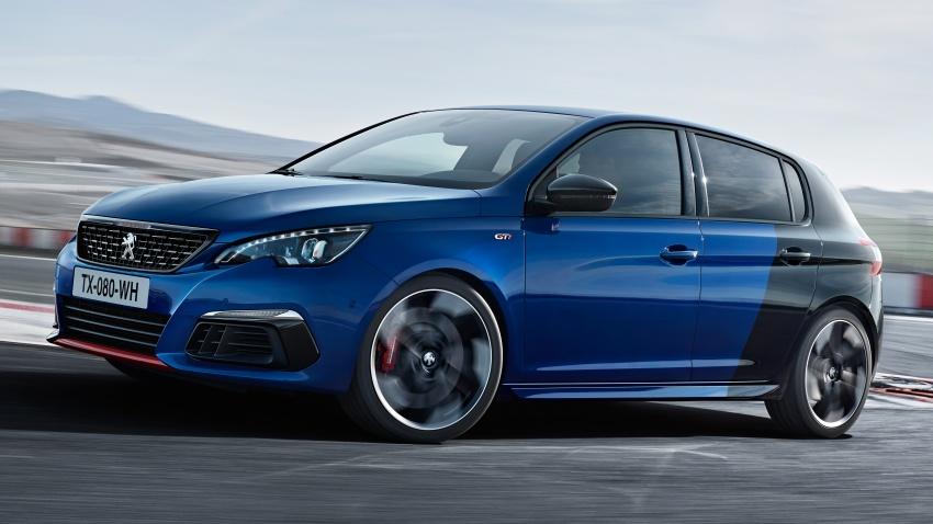 Peugeot 308 facelift – full details, photos released Image #668534
