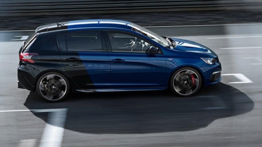 Peugeot 308 facelift – full details, photos released Image #668535