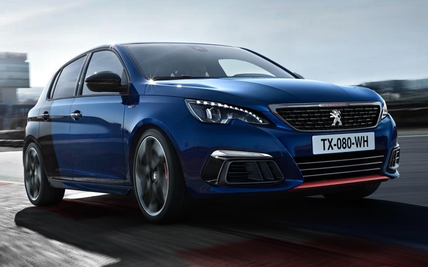 Peugeot 308 facelift – full details, photos released Image #668537
